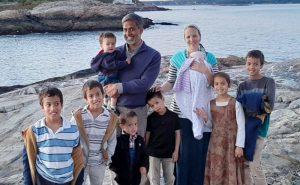 Finny Kuruvilla family pic