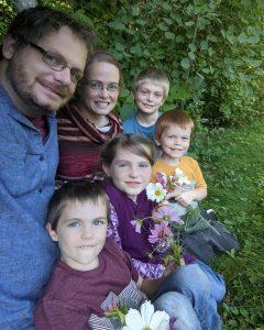 Dru Lattin family pic